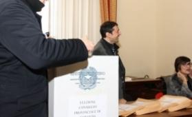 Provincia, eletti i nuovi consiglieri
